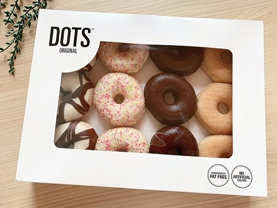 DOTS ORIGINAL ドーナツ