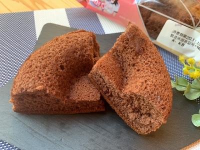 ケーキ実食