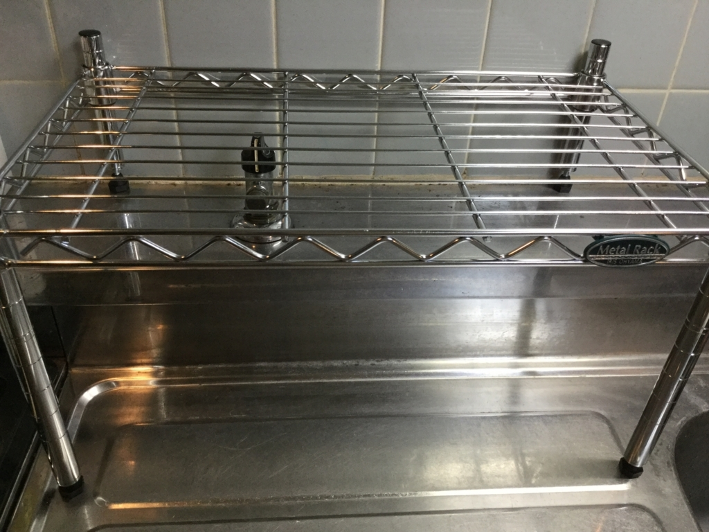 45㎡でも食洗機