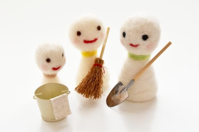 感情のゴミを掃除