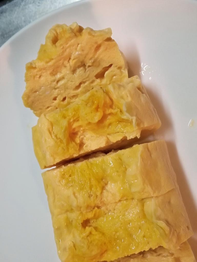 袋のままレンジでふわたまオムレツ