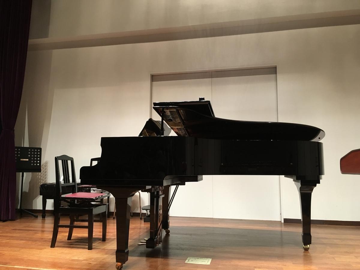 ピアノの練習会