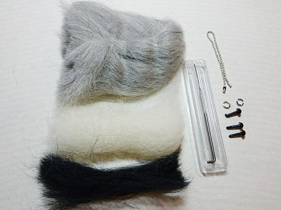 羊毛フェルトキット