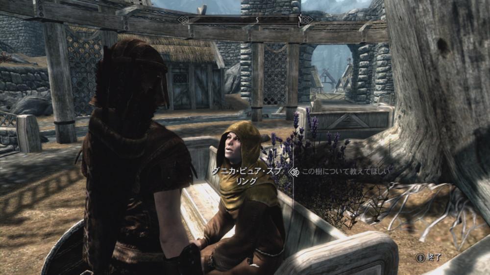 [ゲーム][Xbox360][スカイリム]
