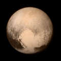 Hello #Pluto! We're at closest approach. Congrats to all! Follow our story & view new images u