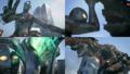 渋谷に超巨大怪獣が突如出現して超絶リアルなウルトラマンが街を大破