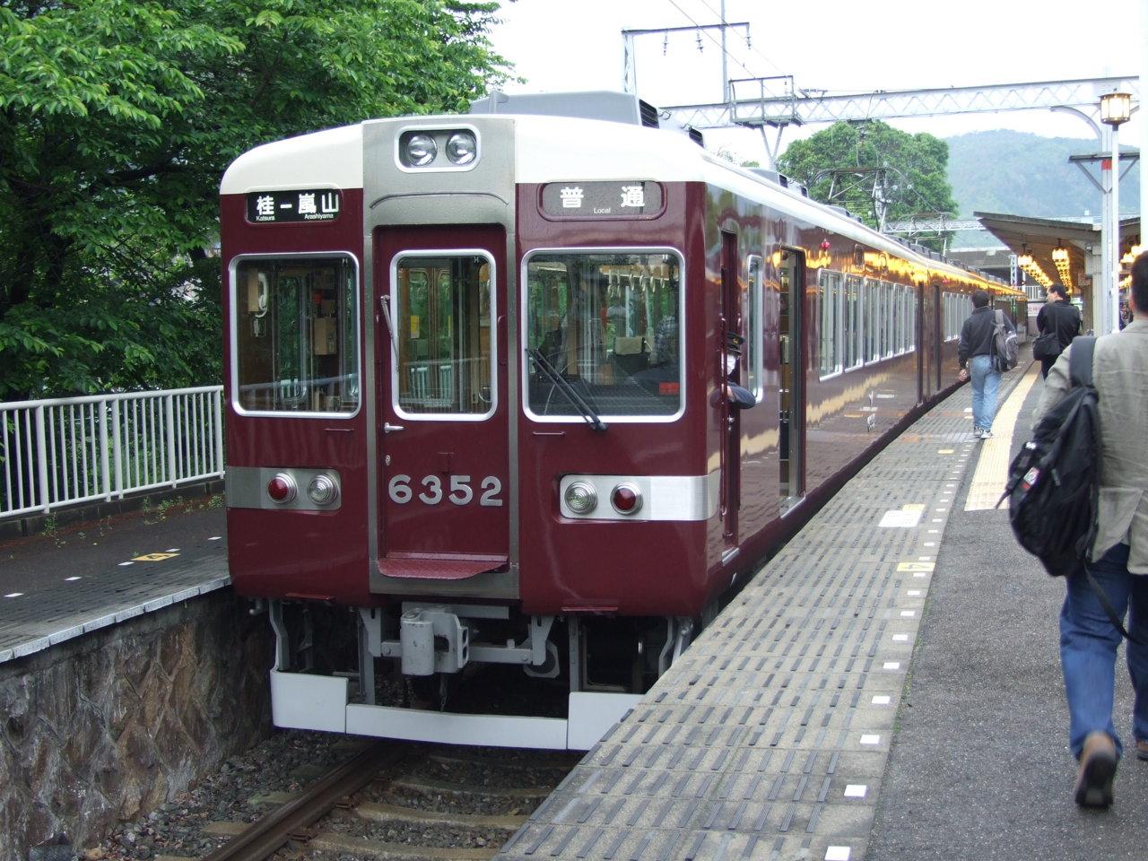 阪急6300系リニューアル車