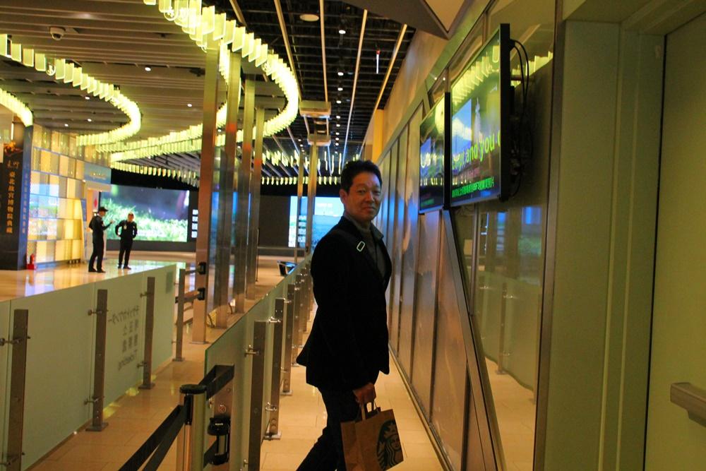 台北101エレベーター
