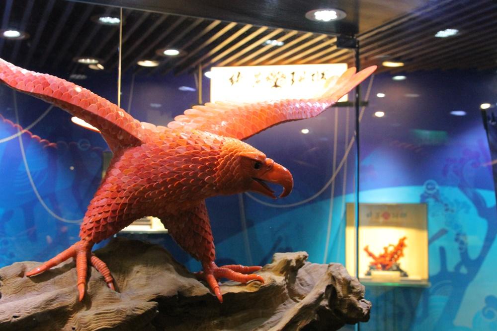 台北101珊瑚