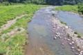 [碓氷川][河川敷][鮎釣り][アユ釣り][中瀬大橋]碓氷川