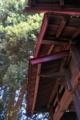 [納屋][カシの木][樫の木]納屋