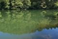 [ダム湖][大桁湖][湖][湖面][水面]ダム湖