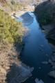 [鏑川][峡谷][一級河川][不通橋][富岡市]鏑川
