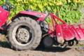 [トラクター][農耕車][耕作地][畑]トラクター