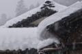 [民家][寒波][西高東低][降雪][積雪]民家
