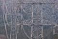 [送電線][電線][送電][鉄塔][高圧線]送電線