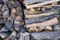 [薪][薪小屋][焚き木][たき木][納屋]薪