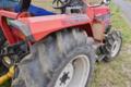 [トラクター][農耕車][農道][春起こし][田起こし]トラクター