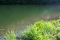 [ダム湖][湖面][バーベキュー][砂防ダム][大桁湖]ダム湖