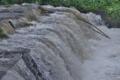 [九十九川][増水][濁流][台風][堰堤]九十九川