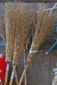 [竹ぼうき][落ち葉清掃][落ち葉掻き][ほうき][妙義神社]竹ぼうき