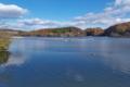 [丹生湖][湖][ダム湖][ヘラブナ釣り][ワカサギ釣り]丹生湖