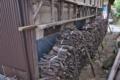 [民家][梅農家][薪][焚き木][梅林]民家