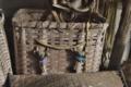 [背負いかご][カゴ][籠][農具][農具小屋]背負いかご