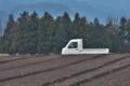 [コンニャク畑][こんにゃく畑][蒟蒻畑][軽トラック][軽トラ]コンニャク畑