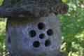 [灯籠][梅鉢紋][梅小鉢][菅原道真][妙義神社]灯籠