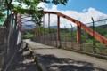 [不通橋][アーチ橋][橋梁][鉄骨][鏑川]不通橋