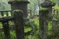 [墓所][墓石][長清法印][長純法印][妙義神社]墓所