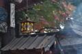 [吊灯籠][灯籠][六角堂][水沢寺][水澤観音]吊灯籠