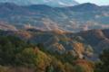 [丘陵][山々][松井田バイパス][秋間丘陵][妙義神社]丘陵