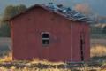 [納屋][農具小屋][小屋][倉庫][トタン]納屋