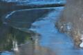 [碓氷川][利根川水系][一級河川][凍結][氷]碓氷川