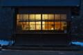 [札所][夕闇][夕暮れ][窓明かり][妙義神社]札所