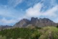 [白雲山][妙義山][天狗岩][雲][新緑]白雲山