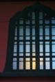 [窓明かり][窓][火灯窓][波己曽社][妙義神社]窓明かり