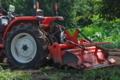 [トラクター][農耕車][耕作地][圃場][畑]トラクター