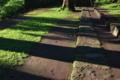 [参道][伸びる影][影][三の丸][妙義神社]参道