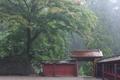 [秋の長雨][雨][雨天][北門][妙義神社]秋の長雨