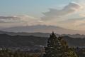 [赤城山][赤城][上毛三山][朝焼け][妙義神社]赤城山