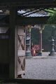 [雨の日][雨][南門][本社][妙義神社]雨の日