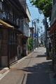 [路地][路地裏][界隈][商店街][中央通り]路地