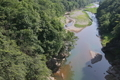 [鏑川][峡谷][一級河川][利根川水系][不通橋]鏑川