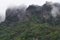 [白雲山][妙義山][天狗岩][霧][ふるさと美術館]白雲山