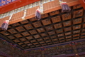 [拝殿][天井画][下り宮][一之宮][貫前神社]拝殿