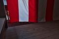 [酒樽][紅白幕][幕][神楽拝見所][妙義神社]酒樽