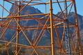 [鉄塔][送電線][妙義山][白雲山][新堀]鉄塔